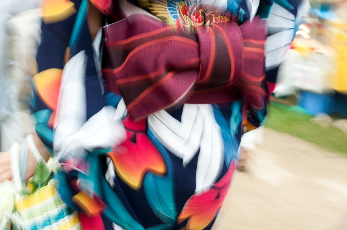 Kyoto, couleurs, kimono - crédit Arnaud Rodriguez