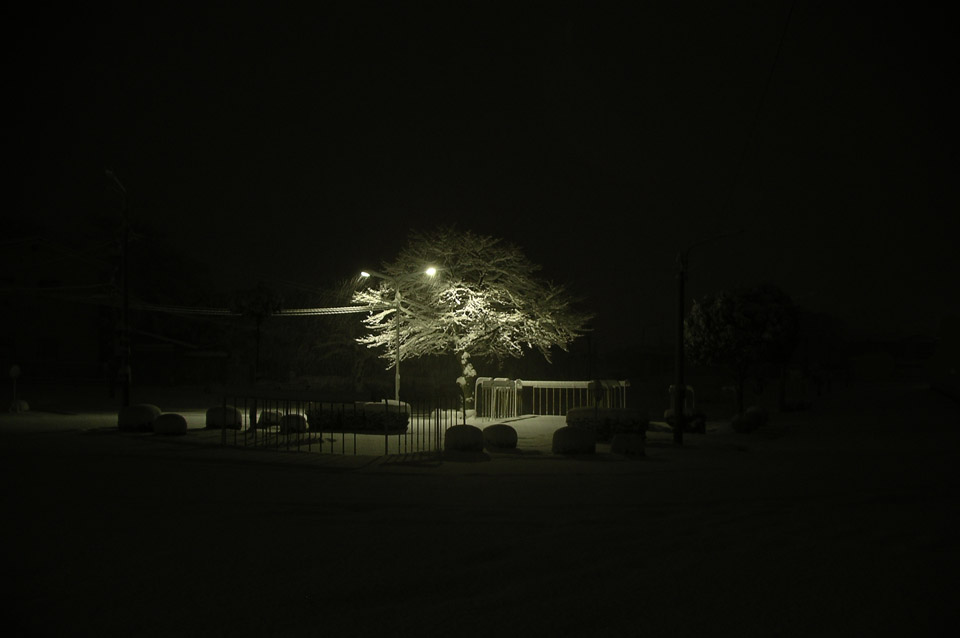 Kyoto snow / neige à Kyoto - Arnaud Rodriguez